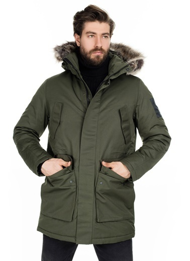 Jack & Jones JCOMEYLAND PARKA. 12157936Forest NS                Renkli